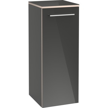 Side cabinet Angular Avento, A89500, 350 x 890 x 373 mm