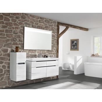 Vanity unit Angular Subway 2.0, A91600, 1287 x 590 x 449 mm