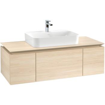 Vanity unit Angular Legato, B75700, 1200 x 380 x 500 mm