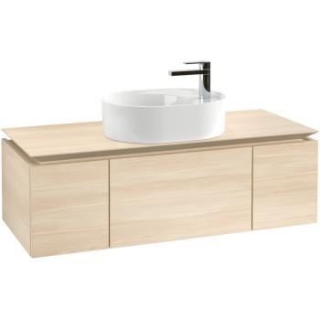Vanity unit Angular Legato, B77300, 1200 x 380 x 500 mm