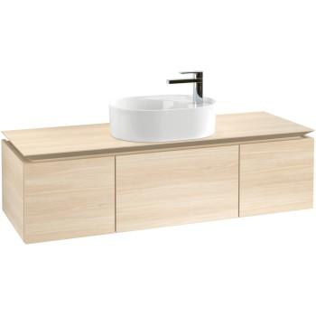 Vanity unit Angular Legato, B77500, 1400 x 380 x 500 mm