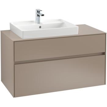 Vanity unit Angular Collaro, C01700, 1000 x 548 x 500 mm