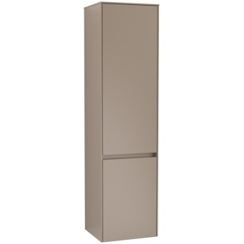 Tall cabinet Angular Collaro, C03300, 404 x 1538 x 349 mm