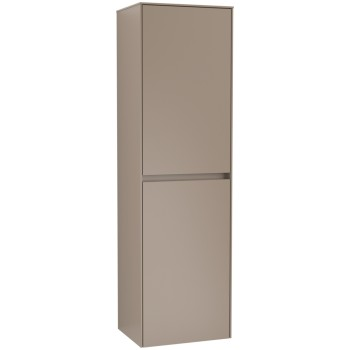 Tall cabinet Angular Collaro, C03400, 454 x 1538 x 349 mm