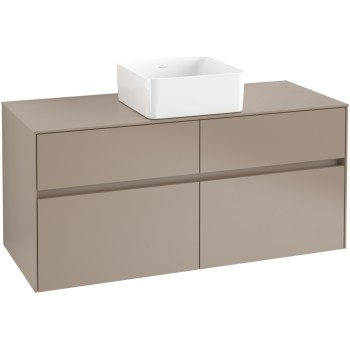Vanity unit Angular Collaro, C04100, 1200 x 548 x 500 mm