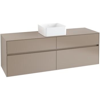 Vanity unit Angular Collaro, C04900, 1600 x 548 x 500 mm