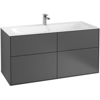 Vanity unit Angular Finion, F05, 1196 x 591 x 498 mm