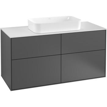 Vanity unit Angular Finion, F26, 1200 x 603 x 501 mm