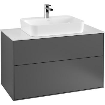 Vanity unit Angular Finion, F35, 1000 x 603 x 501 mm