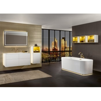 Side cabinet Angular Finion, F50, 418 x 936 x 270 mm