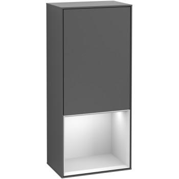 Side cabinet Angular Finion, F54, 418 x 936 x 270 mm