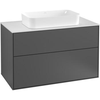 Vanity unit Angular Finion, F64, 1000 x 603 x 501 mm