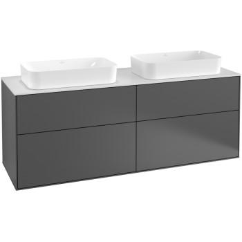 Vanity unit Angular Finion, F72, 1600 x 603 x 501 mm