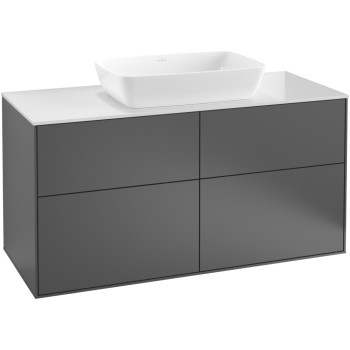 Vanity unit Angular Finion, F79, 1200 x 603 x 501 mm