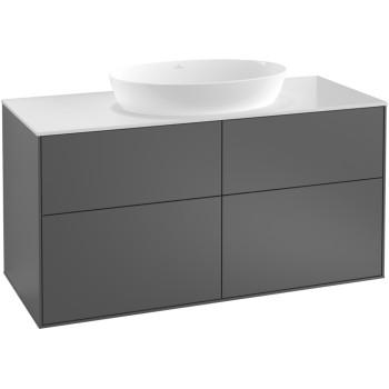 Vanity unit Angular Finion, F91, 1200 x 603 x 501 mm