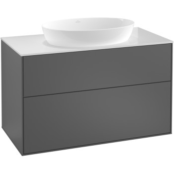 Vanity unit Angular Finion, FA0, 1000 x 603 x 501 mm