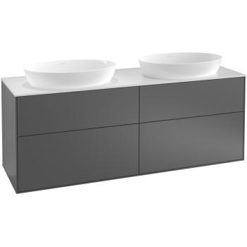 Vanity unit Angular Finion, FA8, 1600 x 603 x 501 mm