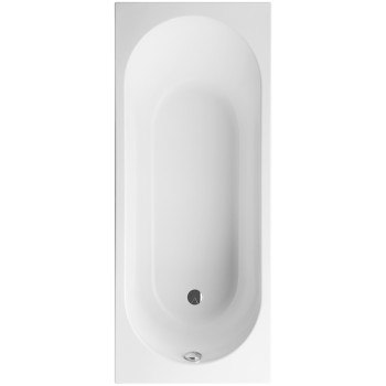Bath Rectangular O.novo, UBA160CAS2V, 1600 x 700 mm