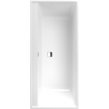 Bath Rectangular Collaro, UBA160COR2DV, 1600 x 750 mm