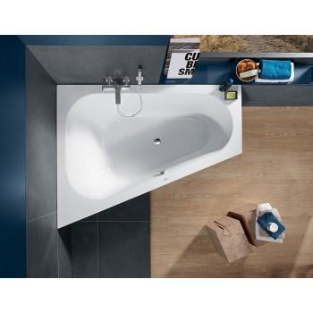 Bath Special shape Loop & Friends, UBA175LFO9LIV, 1750 x 1350 mm