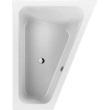 Bath Special shape Loop & Friends, UBA175LFS9REV, 1750 x 1350 mm