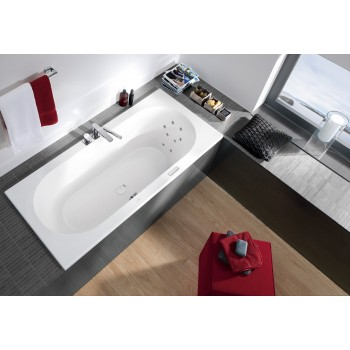 Bath Rectangular Loop & Friends, UBA180LFO2V, 1800 x 800 mm