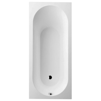 Bath Rectangular Oberon, UBQ160OBE2V, 1600 x 750 mm