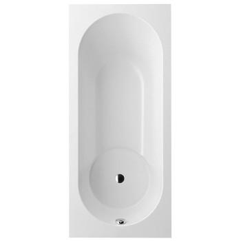 Bath Rectangular Libra, UBQ167LIB2V, 1600 x 700 mm