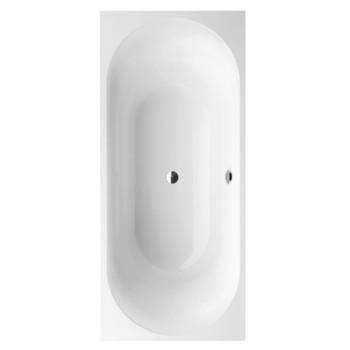 Bath Rectangular Cetus, UBQ180CEU2V, 1800 x 800 mm