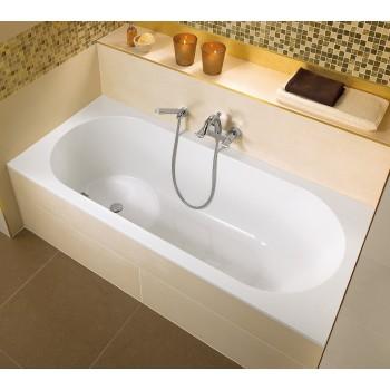 Bath Rectangular Libra, UBQ180LIB2V, 1800 x 800 mm