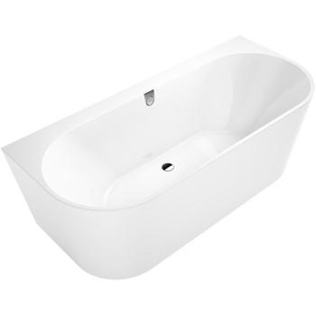 Bath Back-to-wall bath Oberon 2.0, UBQ180OBR9CD00V, 1800 x 800 mm