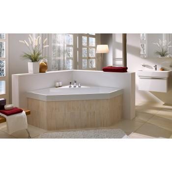 Bath Hexagonal Squaro, UBQ190SQR6V, 1900 x 800 mm