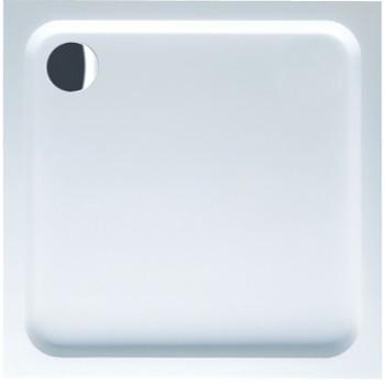 Shower tray Square O.novo, UDA0806DEN1V, 800 x 800 x 60 mm
