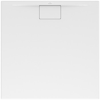 Shower tray Square Architectura, UDA1010ARA148V, 1000 x 1000 x 48 mm