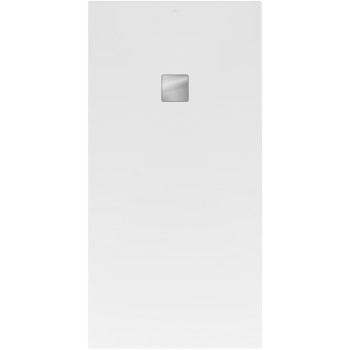 RockLite shower tray Rectangular Planeo, UDA1510PLA2V, 1500 x 1000 x 40 mm