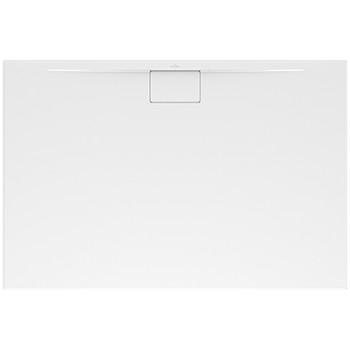 Shower tray Rectangular Architectura, UDA1580ARA248V, 1500 x 800 x 48 mm