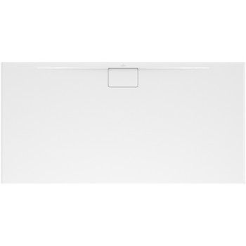 Shower tray Rectangular Architectura, UDA1690ARA215V, 1600 x 900 x 15 mm
