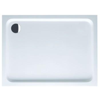 Shower tray Rectangular O.novo, UDA9806DEN2V, 900 x 800 x 60 mm
