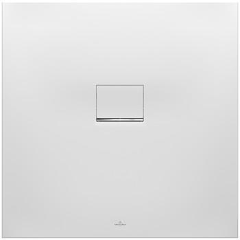 Shower tray Squaro Infinity, UDQ1010SQI1V, 1000 x 1000 x 40 mm