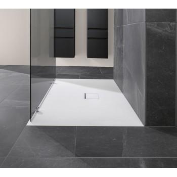 Shower tray Squaro Infinity, UDQ1590SQI2IV, 1500 x 900 x 40 mm
