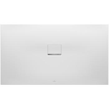 Shower tray Squaro Infinity, UDQ1610SQI2IV, 1600 x 1000 x 40 mm