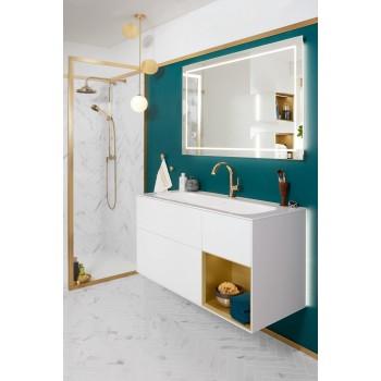 Shower tray Squaro Infinity, UDQ1690SQI2V, 1600 x 900 x 40 mm