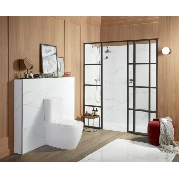 Shower tray Squaro Infinity, UDQ1880SQI2V, 1800 x 800 x 40 mm