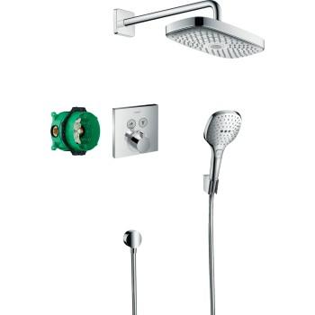 Raindance Select E Select, incastrat, termostatat E