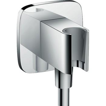 Hansgrohe FixFit Porter E shower holder chrome