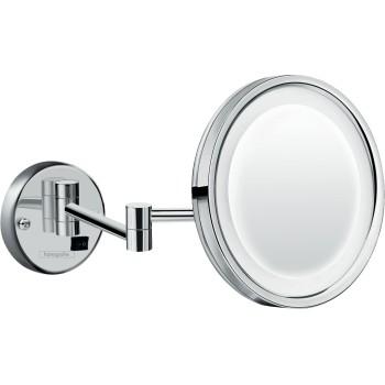 Hansgrohe Logis Univ.shaving mirror w/ LED li